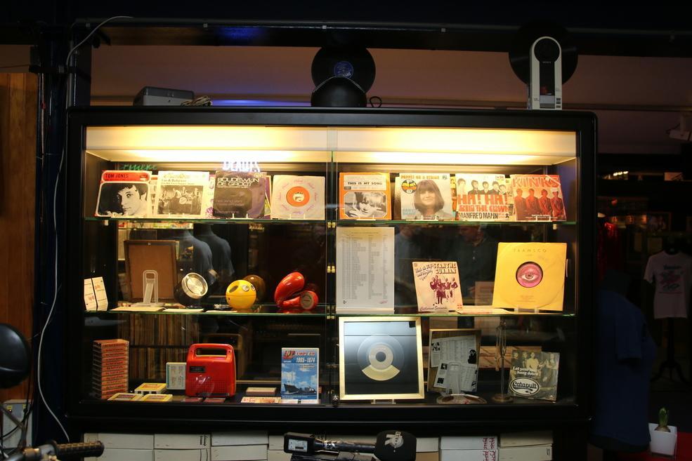 Museum RockArt - Opening expositie 50 jaar Top 40