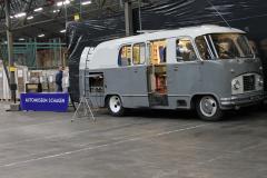 De ex-RNW reportagewagen. Nu eigendom van Automuseum Schagen