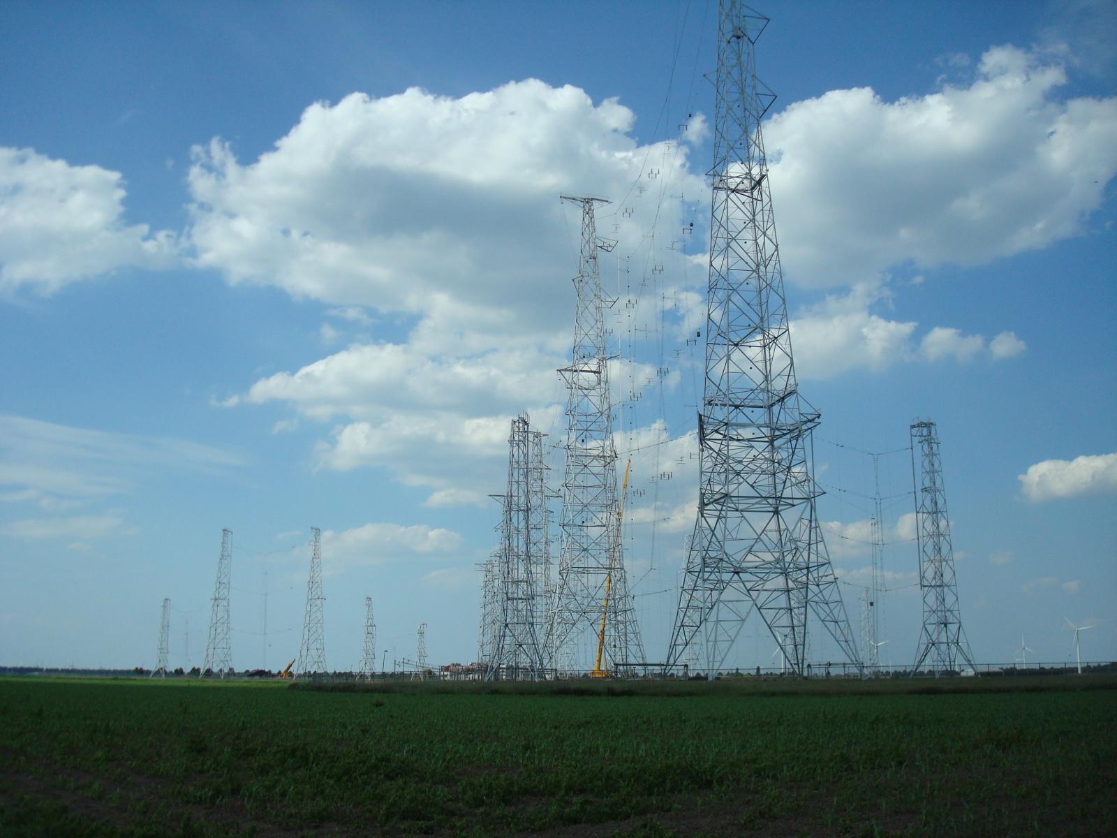 Flevoland KG (NL) Onderhoud Antennes Mei 2011