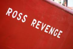 Ross Revenge in Tilbury 2014