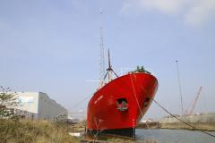 Ross Revenge in Tilbury 2014