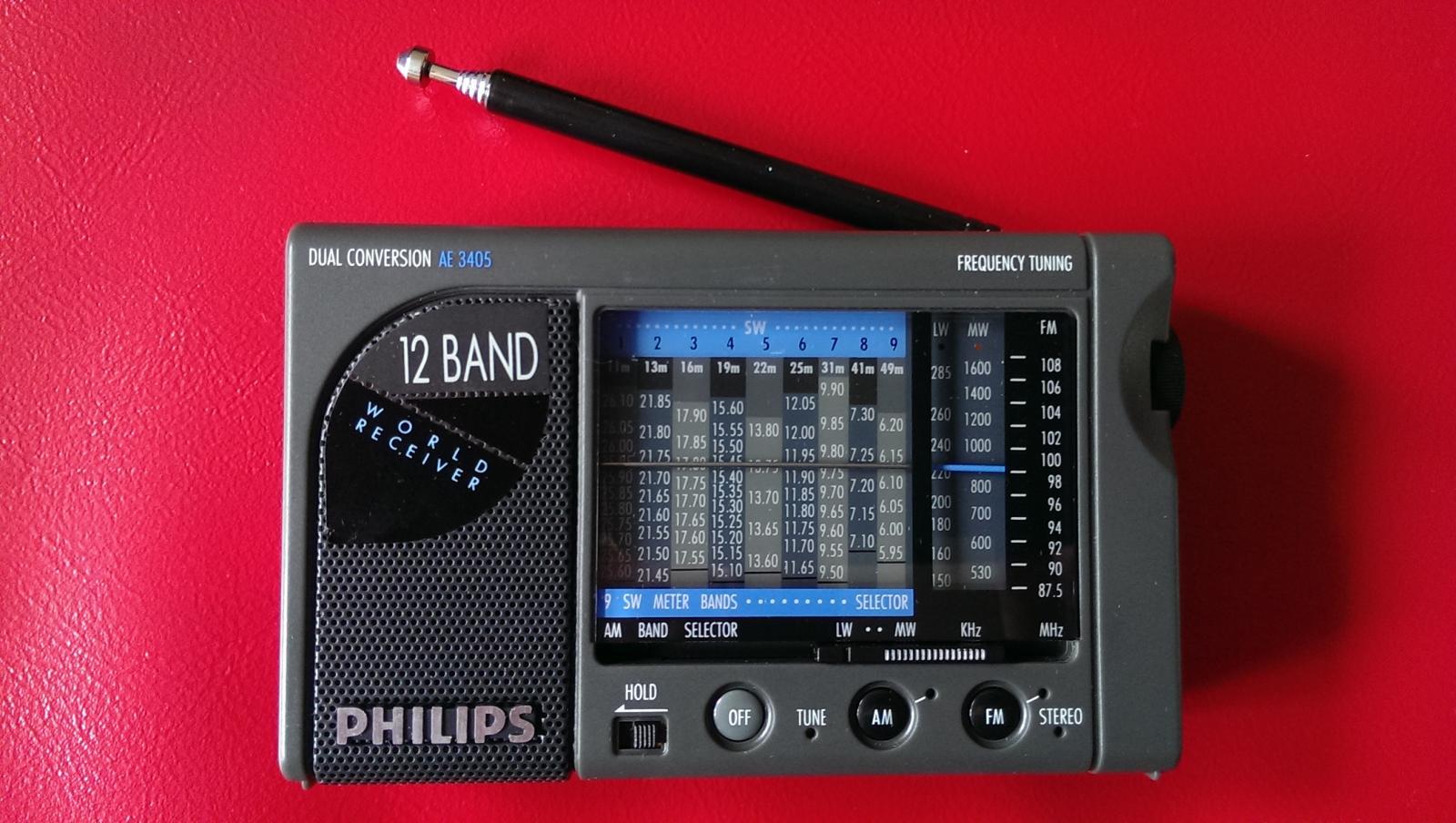 Philips AE3405/20 - voorzijde
