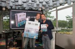 Boekpresentatie 50 jaar 3FM