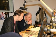 Arjan Snijders en Edwin Wendt