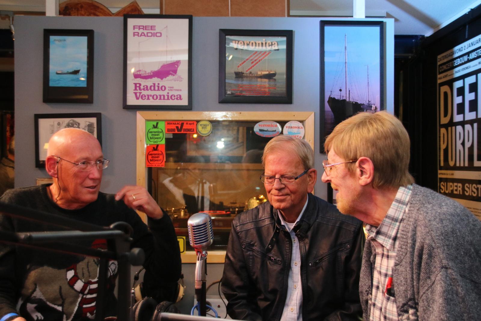 Will van der Steen, Bert Bennett en Norbert