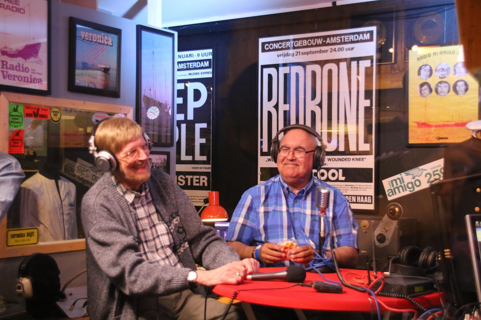 Norbert en Eddy Govert