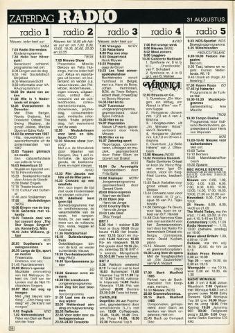 Augustus 1985