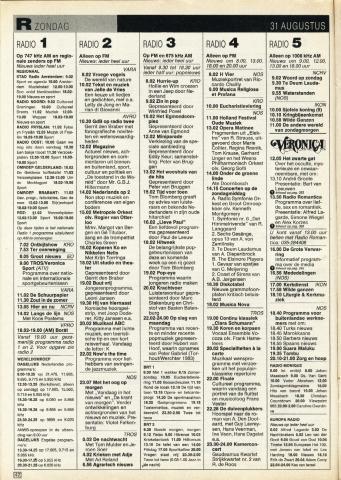 Augustus 1986
