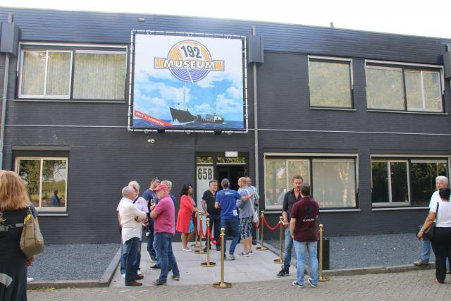 Opening 192 Museum in Nijkerk
