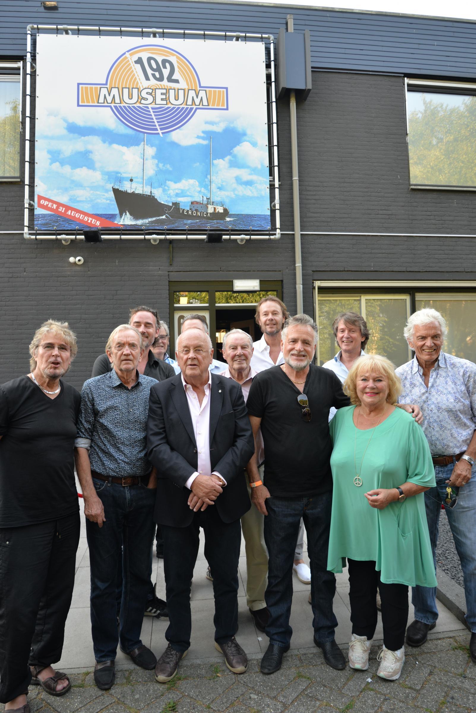 Groepsfoto 192 Museum Nijkerk