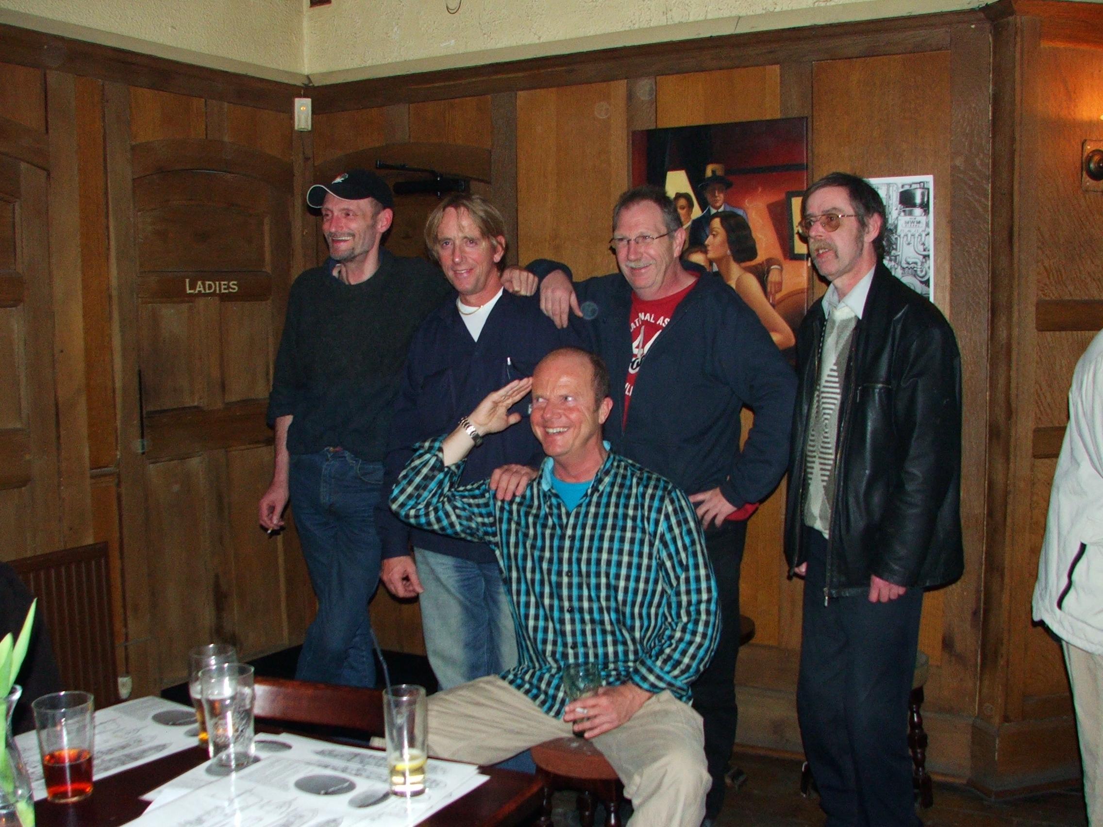 Reünie 2007 Radio Caroline en Radio Mi Amigo