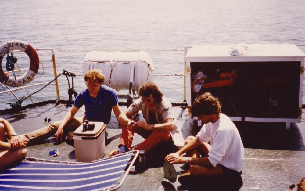 Tom Anderson, Blake Williams, 1983.jpg