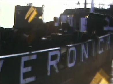 [Norderney192] Amateurfilm van bevoorrading en aflossing van Arend Langenberg en Freek Simon