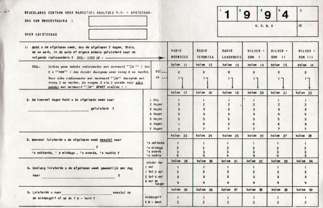 Luisteronderzoek - 03 - 19721016
