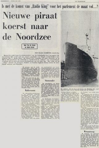 19730201_Telegraaf_Radio_King_Nieuwe_piraat_naar_Noordzee.jpg