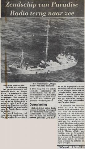 19811008_Telegraaf_Zendschip_Paradise_terug_naar_zee01.jpg