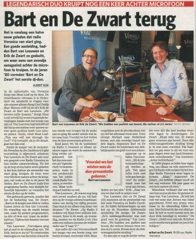 20100421 AD Bart ed Zwart terug.jpg