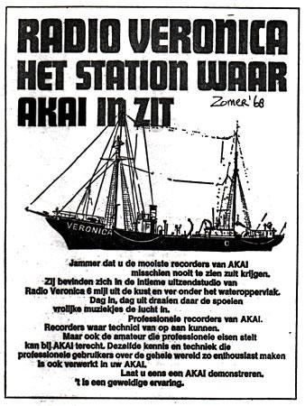 1968 Veronica het station waar AKAI in zit.jpg