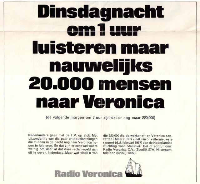 1967 reclamevakblad _Veronica_nauwelijks_20000mensen.jpg