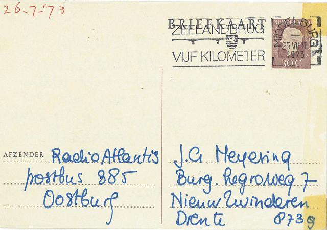 19730726 Briefkaart Atlantis 01.jpg