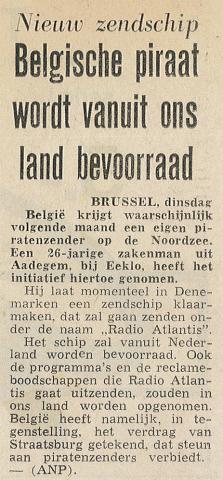 19730605_Telegraaf belgische piraat wordt vanuit ons land bevoorraad.jpg