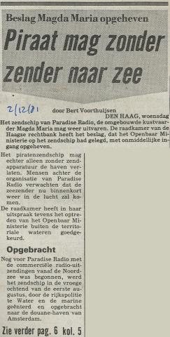 19811202 piraat Maria Magdelena mag zonder zender naar zee.jpg