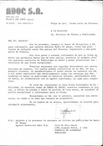 197505 Radio Mi Amigo Tarifa de publicidad 05.jpg