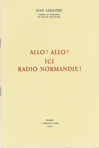 Allo allo ici Radio Normandie