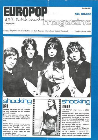 Europop Magazine - 02 - oktober 1971