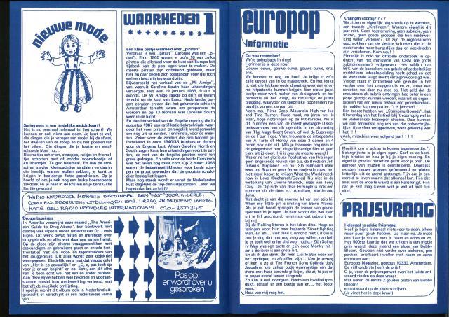 Europop Magazine - 01 - september 1971