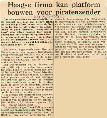 19631024_REM Haagse firma kan platform bouwen.jpg