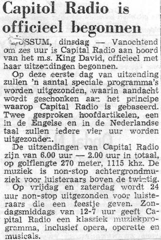 19700901_Telegraaf_Capitol start.jpg