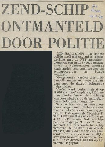19780624_Parool Delmare zendschip door politie ontmanteld.jpg