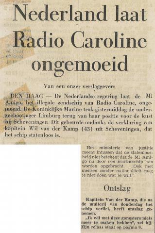 19721230_Vaderland Nederland laat Radio Caroline ongemoeid.jpg