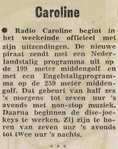 19721221_Vaderland Caroline begint dit weekend.jpg