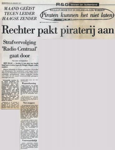 19770120 RG Rechter pakt Piraten aan Centraal.jpg