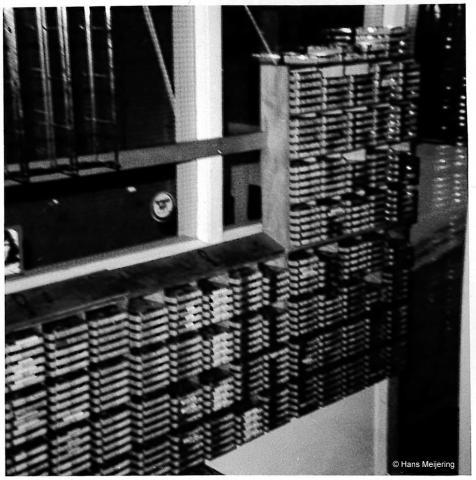 1973 Veronica studio Reclamecarts op de gang a.jpg