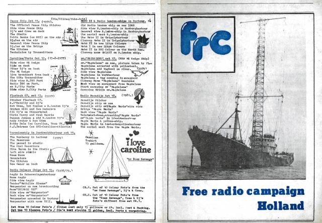 Free Radio Campaing  Holland