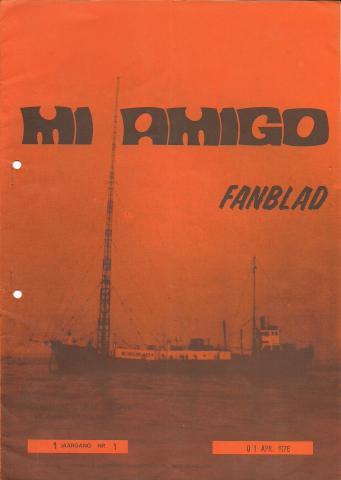 Mi Amigo Fanblad - 19760401