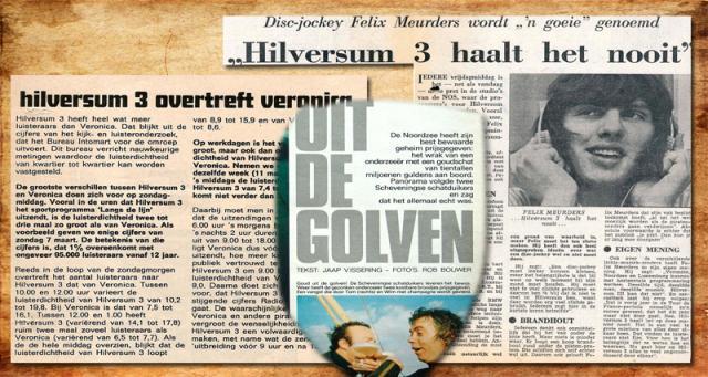 Diverse radio/omroep Nederland