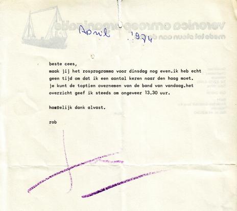 Memo Out Aan Cees Geen ROS 1974.jpg