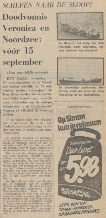 Veronica Schepen naar de sloop. 07-08-1974.png