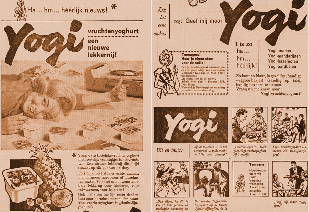 Veronica YOGI Vruchtenyoghurt 25 Oktober 1963 Bew2.png