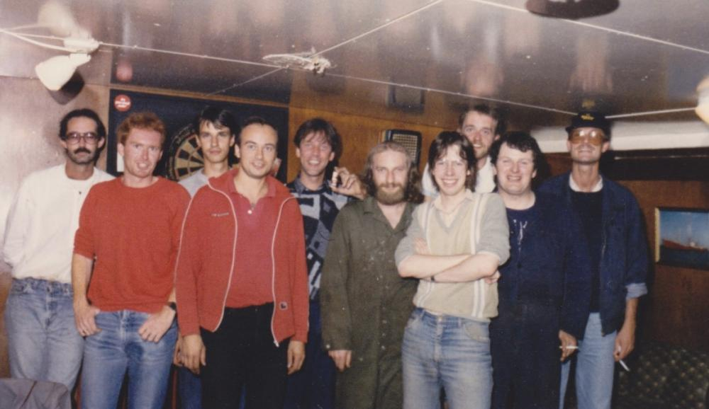 Radio Monique,Caroline medewerkers 1985 Ross Revenge .jpg