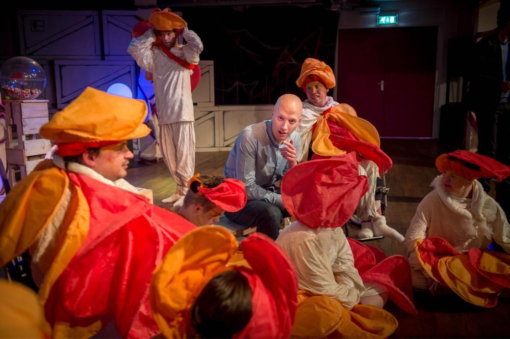 Radio 10-dj Lex Gaarthuis komt op voor gehandicapte kind