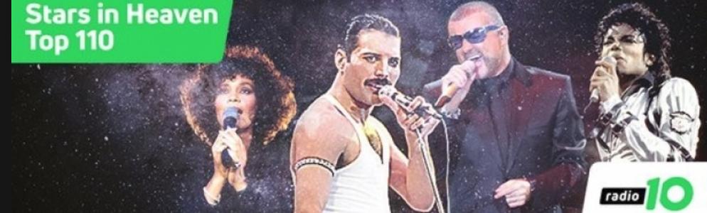 Avicii nieuwste en hoogste binnenkomer in 'Stars in Heaven Top 110'