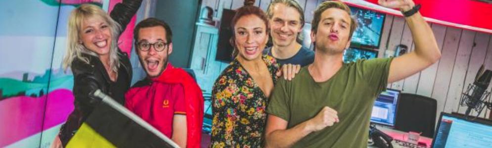 Natalia maakt nieuw WK-lied samen met Qmusic-luisteraars