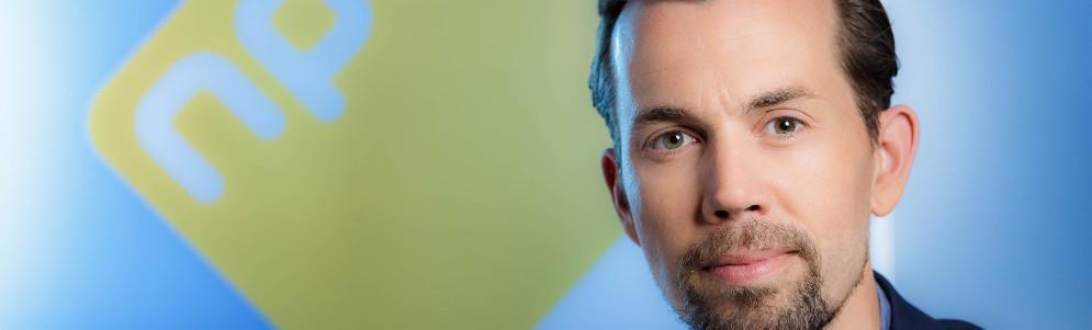 """Jurre Bosman: """"Bewogen en bevlogen jaar voor publieke radio"""""""