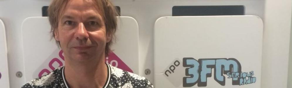 Rob van Stuivenberg: NPO radiozenders stijgen licht, NPO 3FM stabiliseert