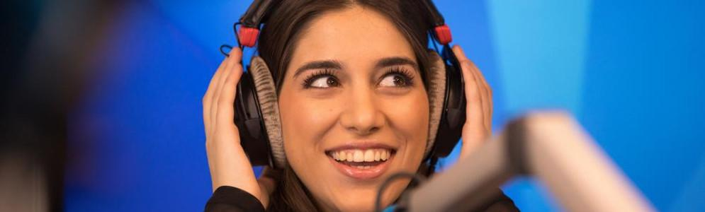 Anushka Melkonian wordt nieuwe stem MNM Urban50